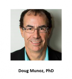 ONDRI co-lead Doug Munoz, PhD, named to the Canadian Academy of Health Science